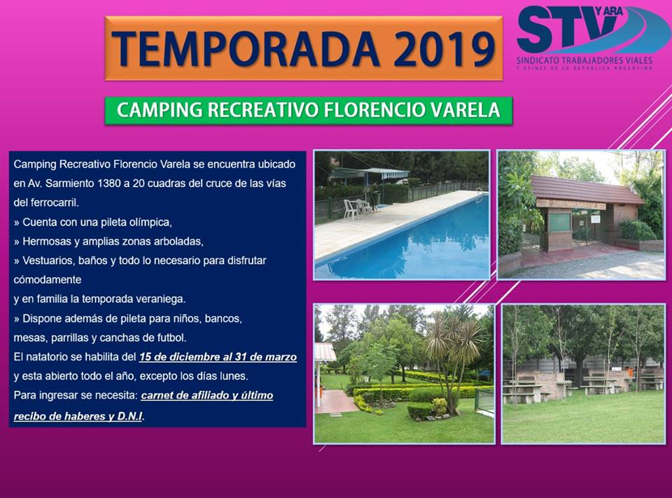 Campings Recreativos
